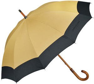 Longchamp Classic Women's Umbrella.