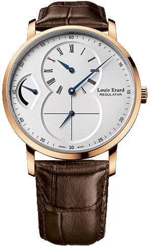 Louis Erard Regulator.