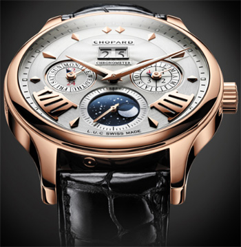 L.U.C. Collection by Chopard.
