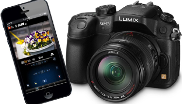 LUMIX DMC-GH3.