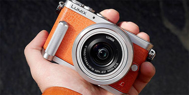 LUMIX DMC-GM1.