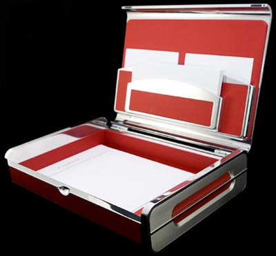 Luzzo Writing Box.