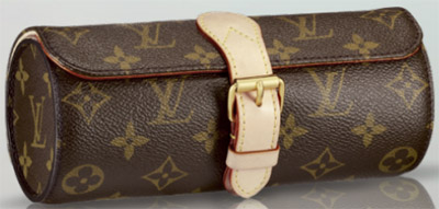 Louis Vuitton Monogram 3 Watch Case: US$945.