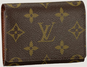 louis vuitton monogram mens business card holder us250 - Business Card Holder For Men