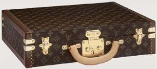 Louis Vuitton Président Classeur briefcase: US$7,400.