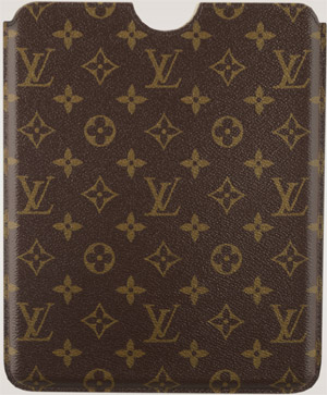 Louis Vuitton iPad 2 hardcase.