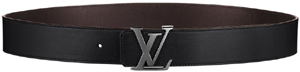 Louis Vuitton LV Initiales Reversible Calf Leather Men's Belt: US$635.