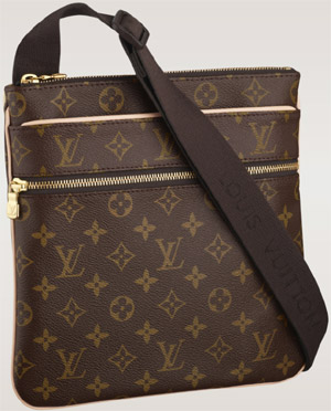 Louis Vuitton Valmy Clutch.