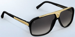 Louis Vuitton Evidence Men's Sunglasses: US$760.
