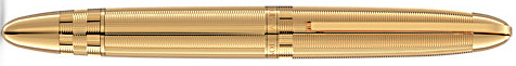 Louis Vuitton Fountain Pen Spirit Gold: US$1,250.