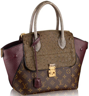 Louis Vuitton Majestueux Tote PM Handbag: US$8,350.