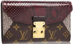 Louis Vuitton Women's Majestueux Wallet: US$4,050.