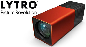 LYTRO - 'Introducing a new way to take and experience pictures'.