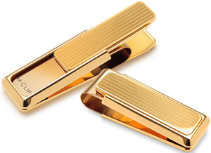M-Clip New Yorker Flat Gold Money Clip: US$274.95.