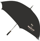 The Macallan Golf Umbrella: £25.