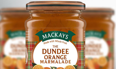 Mackays Dundee Orange Marmalade.