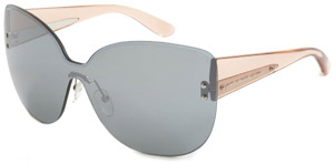 Marc By Marc Jacobs Shield women's sunglasses: US$150.