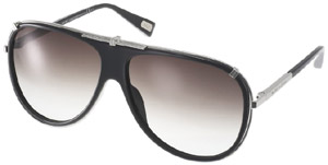Marc Jacobs Retro Aviator Men's Sunglasses: US$325.