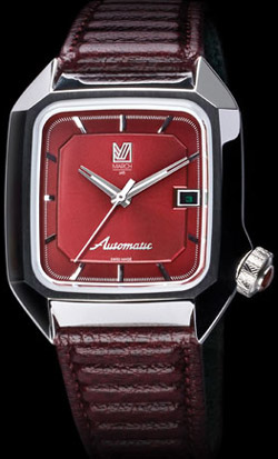 March LA.B Bordeaux Men's Watch: €1,690.