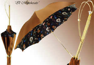 Il Marchesato women's luxury umbrella.