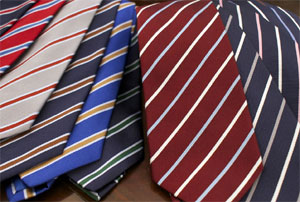 E.Marinella neckties.