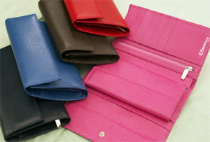 E.Marinella women's wallets.