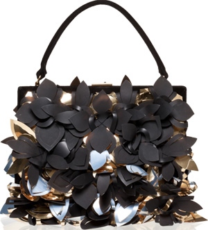 Marni Frame Handbag in Suede: US$1,400.