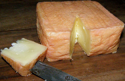 Maroilles cheese.