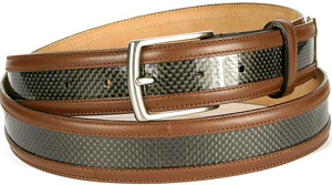 Michael Toschi Carbon Fiber Belt.