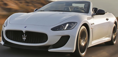 Maserati GranCabrio MC.