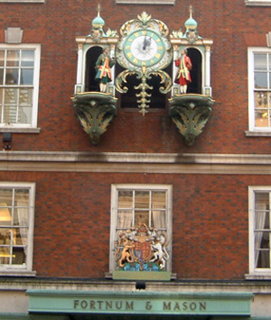 Fortnum & Mason, 181 Piccadilly, London W1A 1ER, U.K.