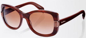 Max Mara Butterfly Sunglasses.