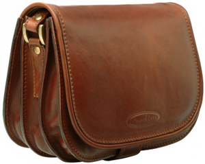 Maxwell Scott Tan Country Handbag (MedollaM): £187.99.