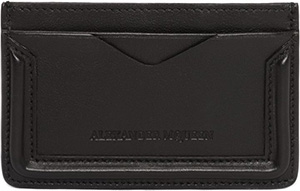 Alexander McQueen Heroic Card Holder: US$165.