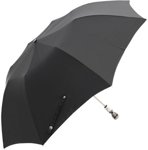 Alexander McQueen Skull Short umbrella: US$565.
