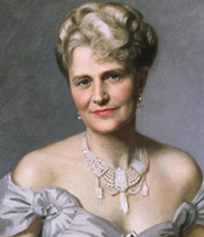 Marjorie Merriweather Post (1887-1973).