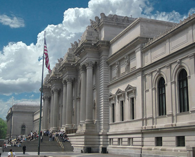 Metropolitan Museum of Art, 1000 Fifth Avenue, New York City, NY 10028.