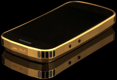 Mobiado Grand Touch GCB luxury smartphone.