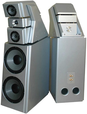 NTT Audiolab Model 101 MkII Speakers: US$175,000.