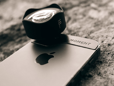 Moment Brings High-End Camera Lenses To Your iPhone (Forbes review).