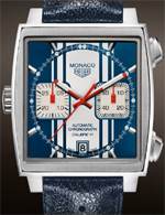 Tag Heuer MONACO. Calibre II Automatic Chronograph 39 mm Limited Edition.