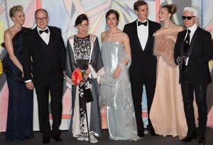 Monaco Rose Ball | Bal de la Rose (2014).