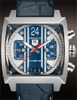 Tag Heuer MONACO. 24 Calibre 36 Automatic Chronograph 40.5 mm.