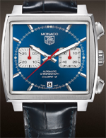 Tag Heuer MONACO. Calibre 12A Automatic Chronograph 39 mm.