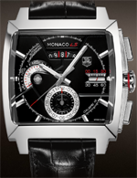 Tag Heuer MONACO. Calibre 12LS Automatic Chronograph 40.5 mm.