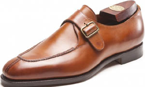 Foster & Son Monk Shoe.