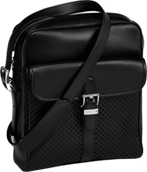 Montblanc Meisterstück Soft North South Bag Large With Zip: US$1,375.