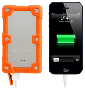 mophie Juice Pack Powerstation PRO: US$99.95.