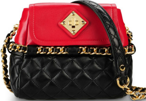 Moschino Small Leather Handbag: €859.
