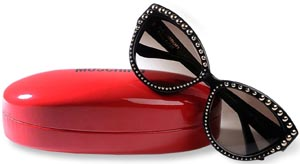 Moschino women's sunglasses: £200.